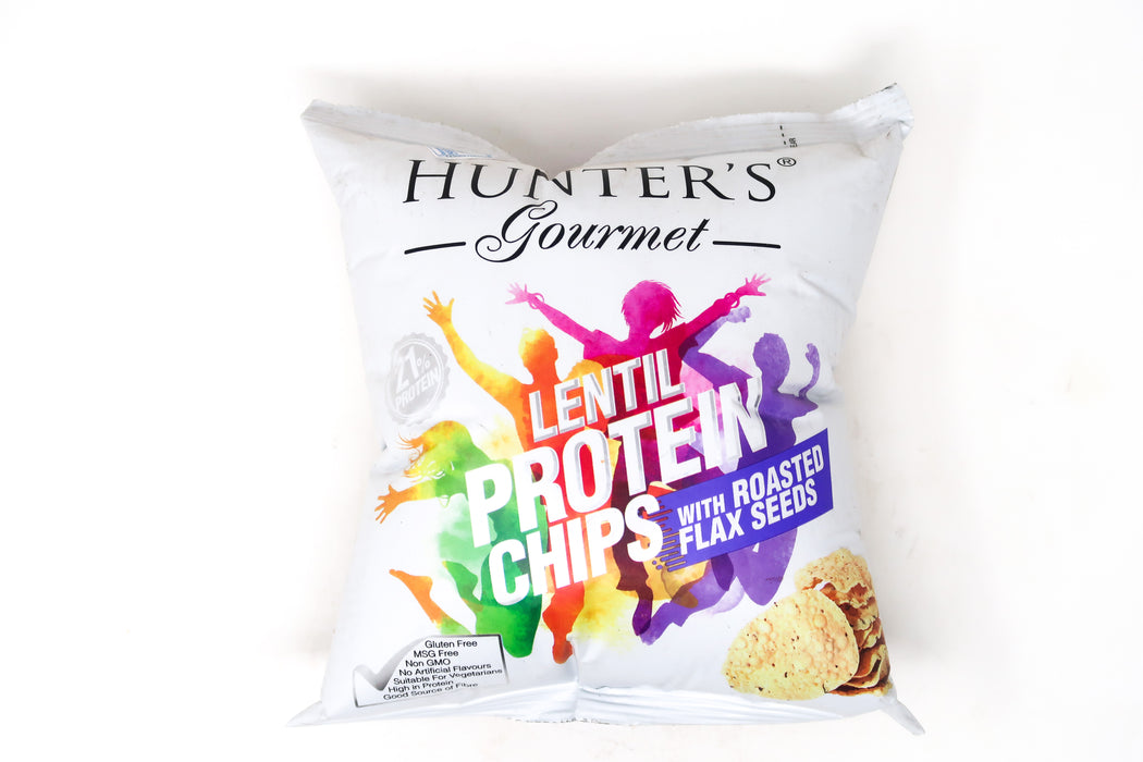 Hunter's Lentil Protein Chips