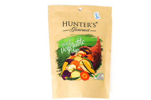 Hunter's Gourmet Mixed Vegetable Chips - Zucchini Greengrocers LTD