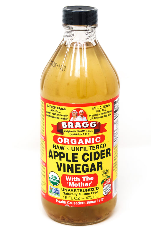 Bragg Apple Cider Vinegar 473ml