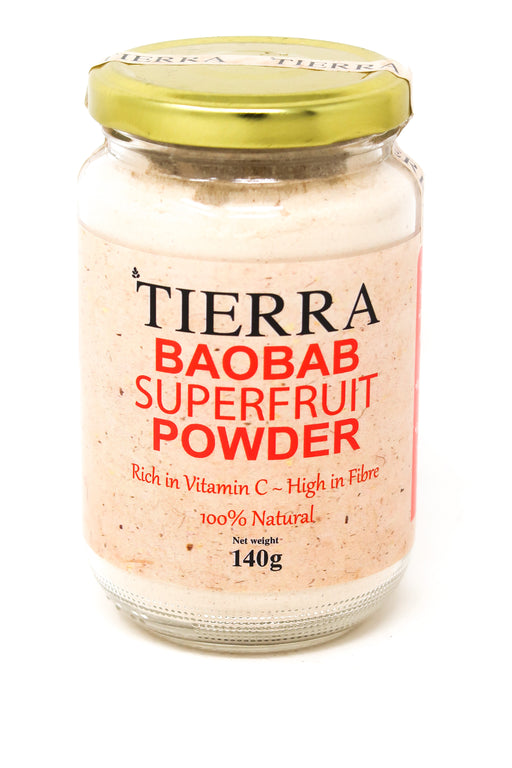 Tierra Baobab Superfruit Powder