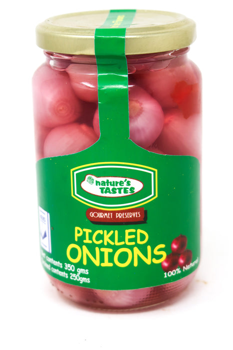 Nature's Tastes Pickled Onions