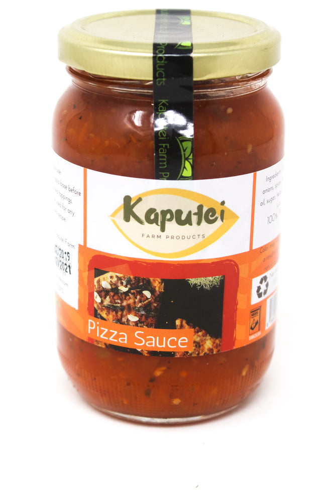 Kaputei Pizza Sauce (Regular)