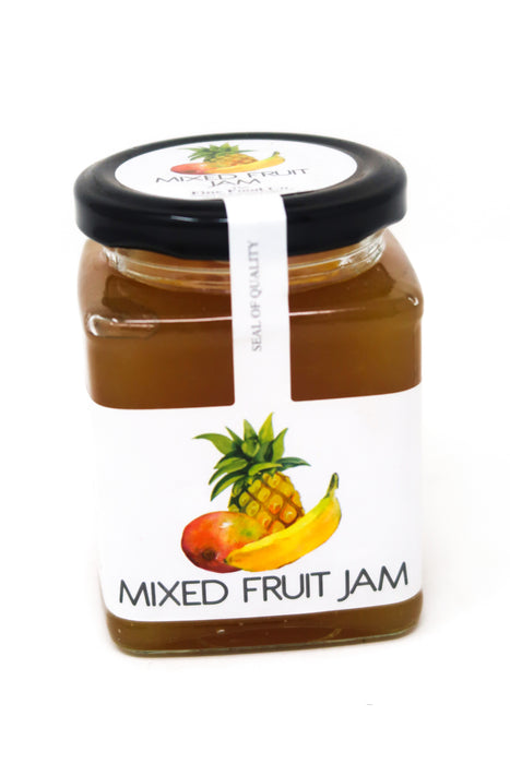 Bio Mixed Fruit Jam