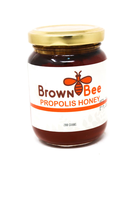 Brown Bee Propolis Honey