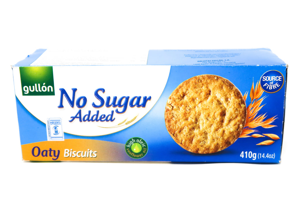 Gullon Sugar Free Oaty Biscuits