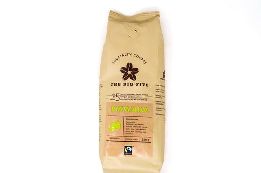 The Big Five - Rwanda Coffee - Zucchini Greengrocers LTD