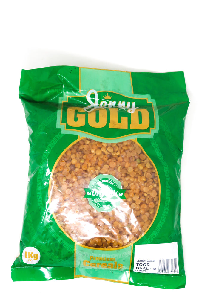 Jerry Gold -Toor Daal (oily)