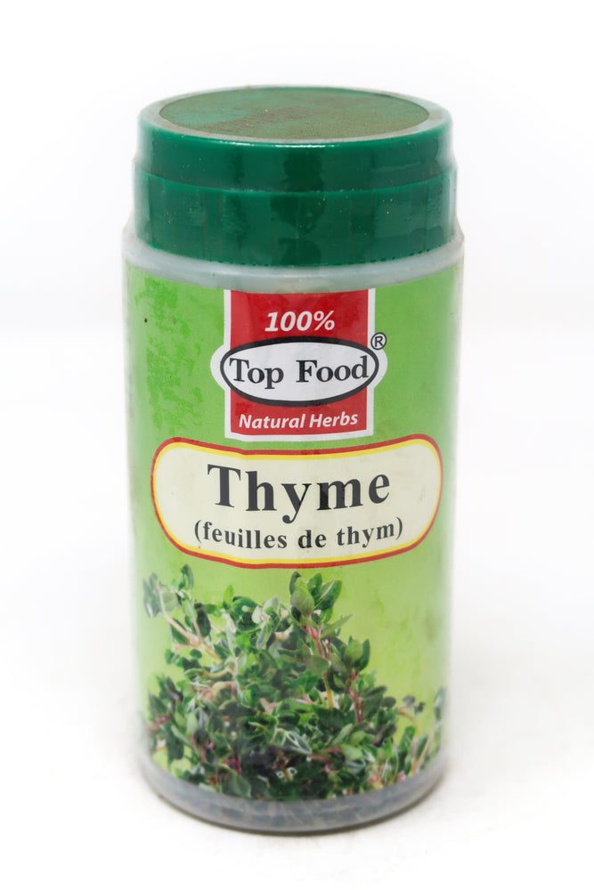 Top Food Thyme