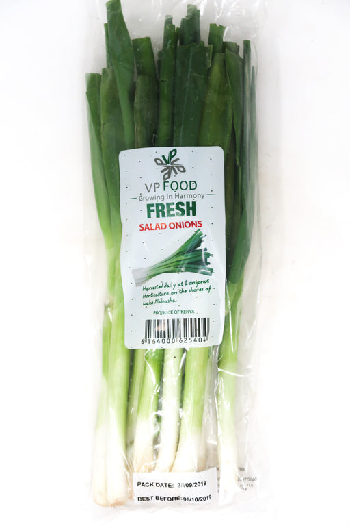 Vp Foods - Salad Onions - Zucchini Greengrocers LTD