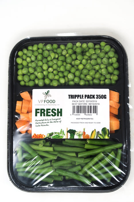 VP Food - Tripple Pack 350g