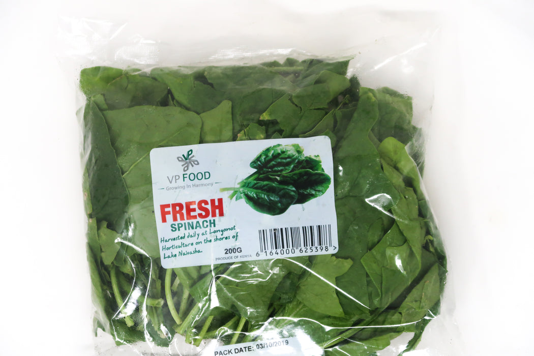 Vp Food - Spinach