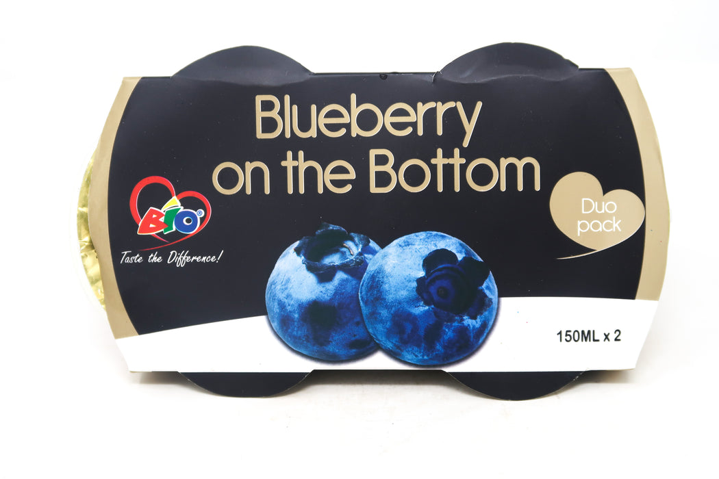 Bio - Blueberry Duo Pack
