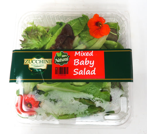 Mixed Baby Salad - Zucchini Greengrocers LTD