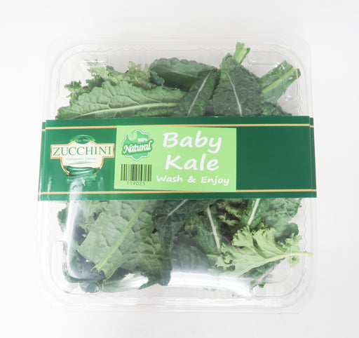 Baby Kale - Zucchini Greengrocers LTD