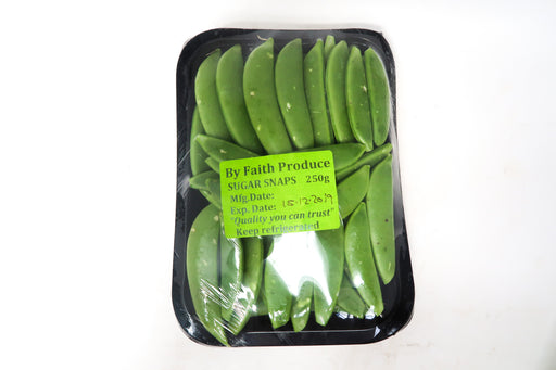 By Faith  - Sugar Peas - Zucchini Greengrocers LTD