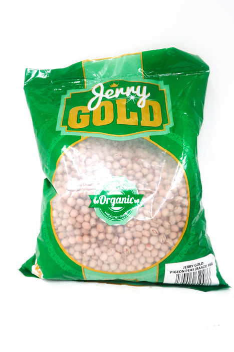 Jerry Gold - Pigeon  Peas