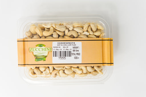 Cashew Nuts - Zucchini Greengrocers LTD