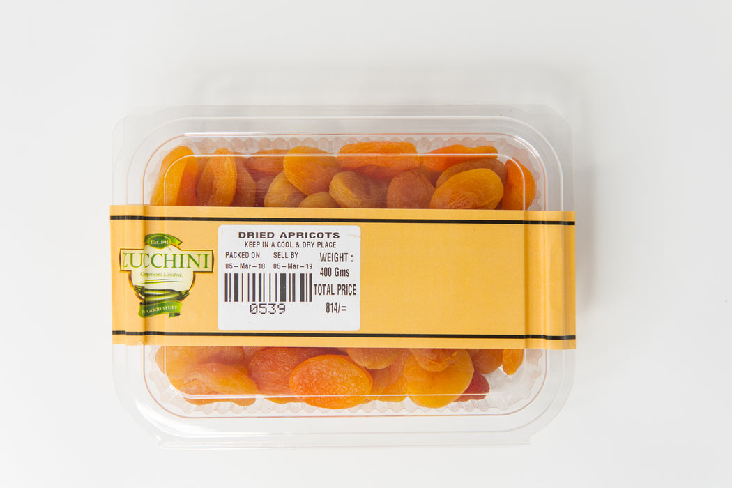 Dried Apricots - Zucchini Greengrocers LTD