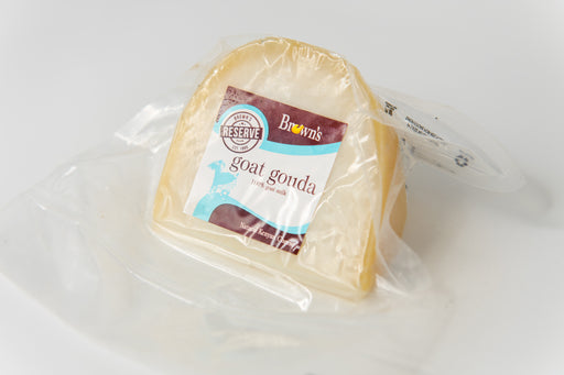 Browns - Goat Gouda Cheese