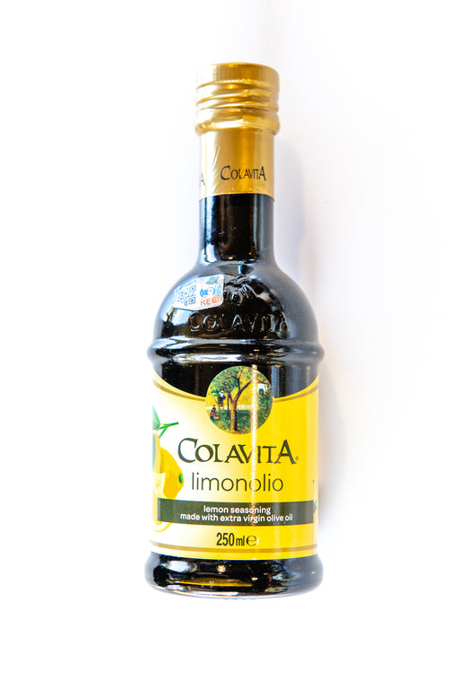 Colavita - Limonolio Lemon Seasoning made with Extra Virgin Oil - Zucchini Greengrocers LTD