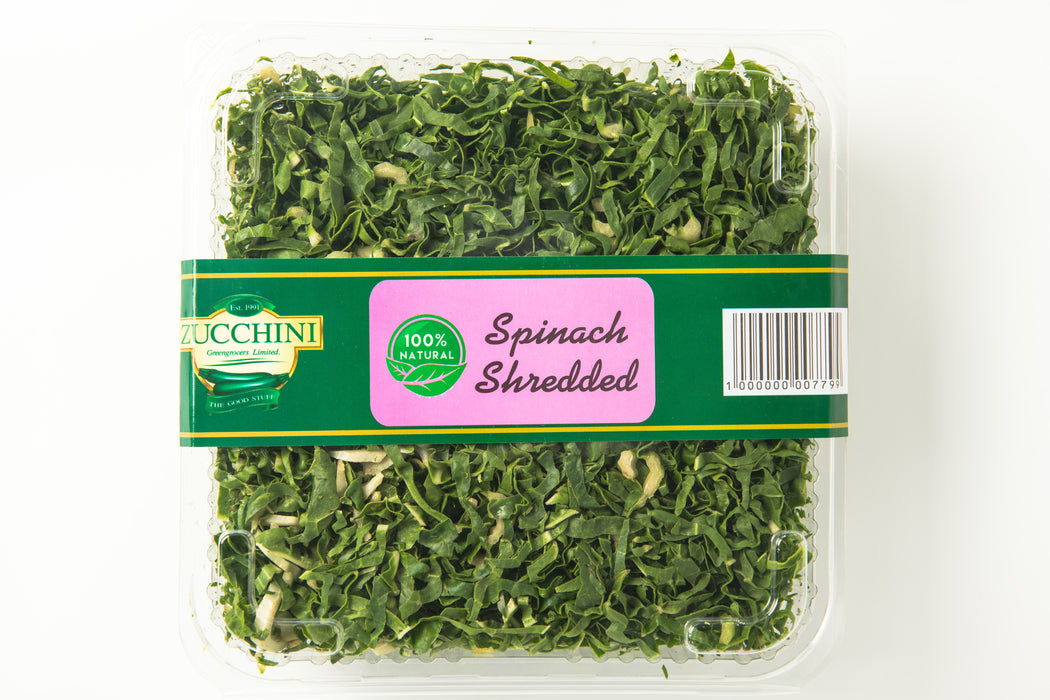 Spinach Shredded