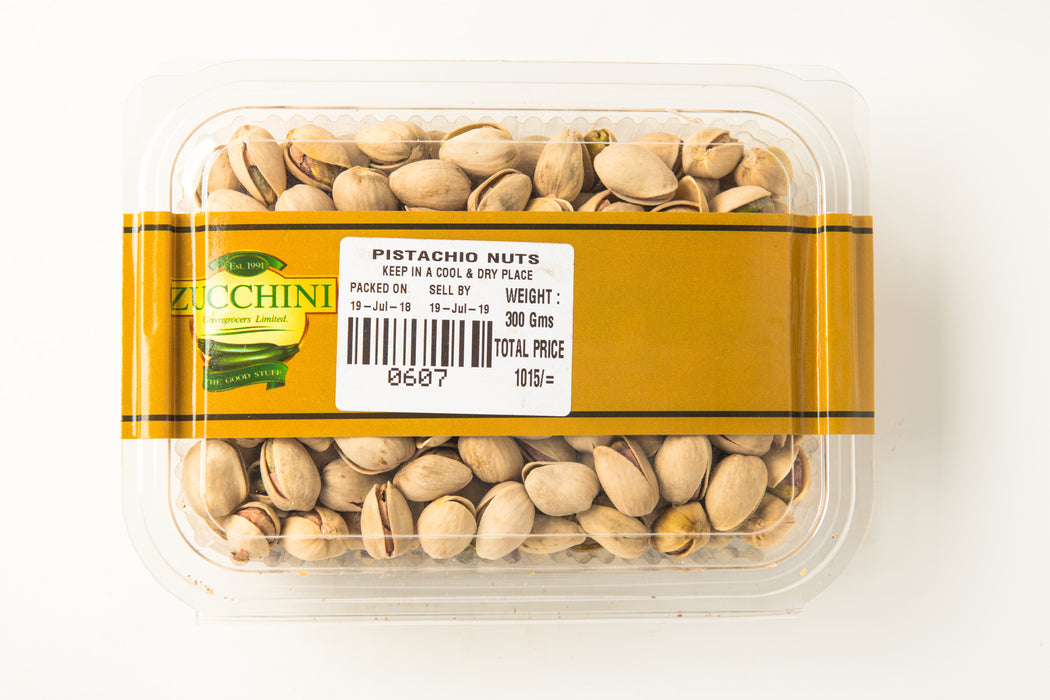 Pistachio Nuts - Zucchini Greengrocers LTD