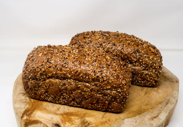 Multi-Grain Dark Bread