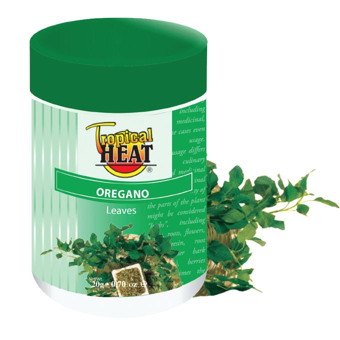 Tropical Heat Oregano Leaves 20g.