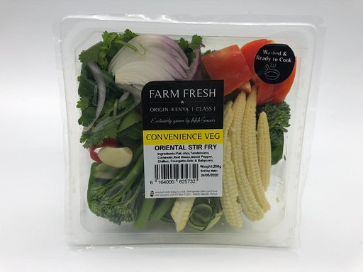 Farm Fresh Oriental Stir Fry 250g