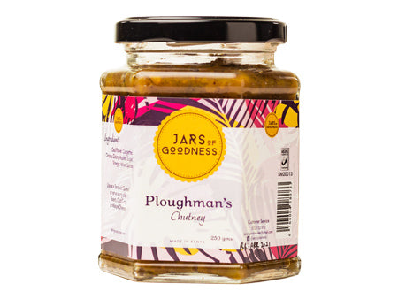 Jars of Goodness - Ploughman's Chutney 250g