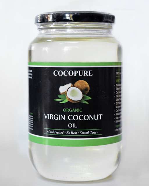Cocopure Virgin Coconut oil 1ltr