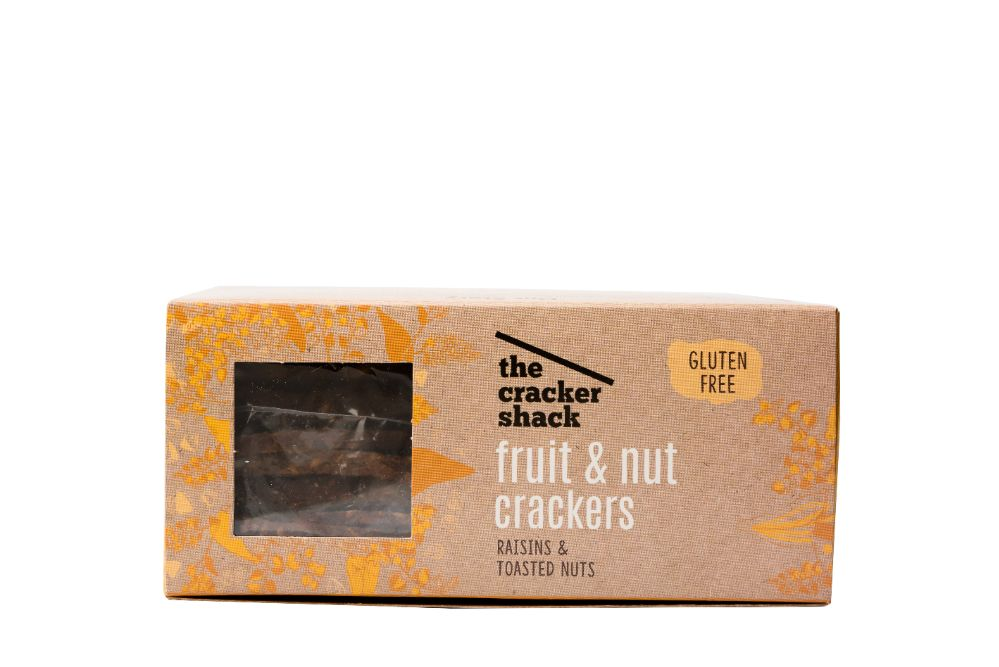 Browns Fruit & Nut Cracker 200g