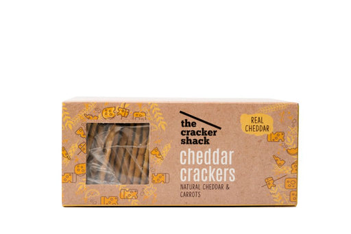 Browns - Cheddar Crackers
