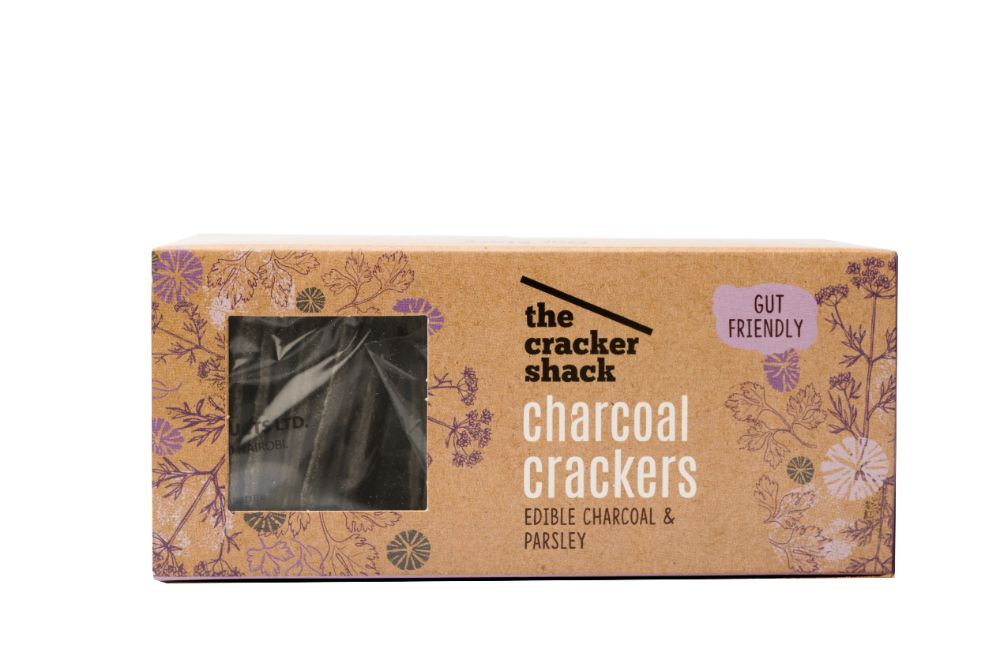 Browns Charcoal Crackers 200g
