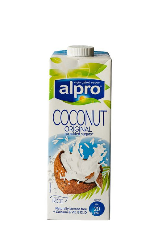 Alpro Coconut Drink- Original 1 Ltr