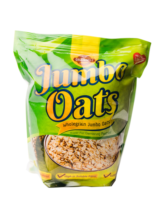 Grainmill - Wholegrain Jumbo Oats 1 Kg