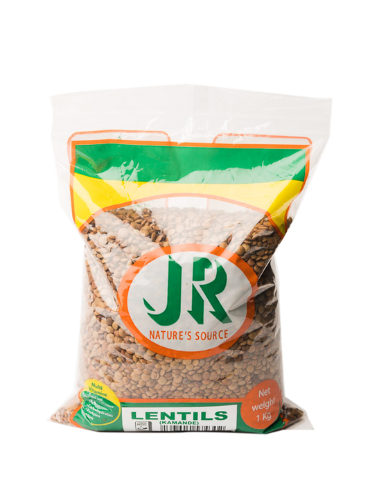 JR Nature's Sources Lentils (Kamande) 1 Kg