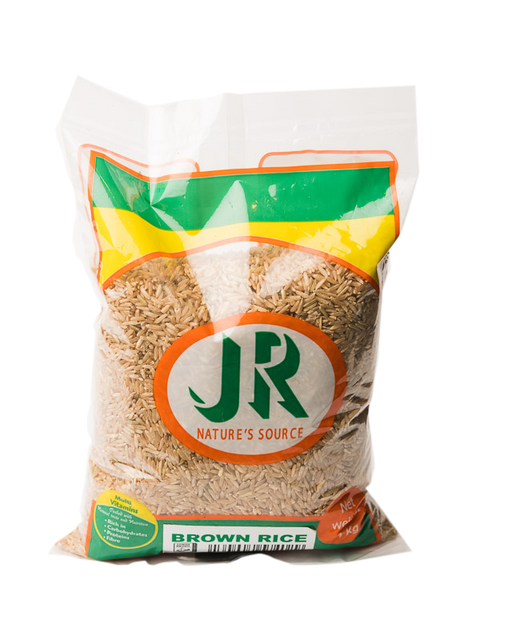 JR Nature's Sources Pishori Brown Rice 1 Kg