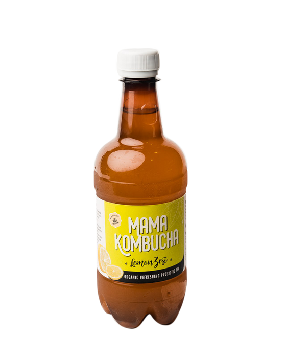 Mama Kombucha - Lemon Zest 500ml