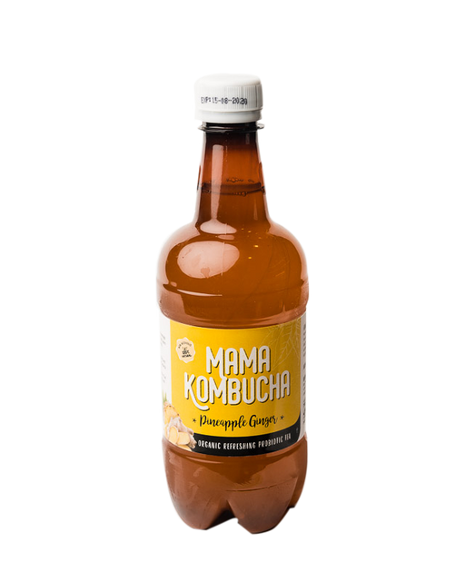 Mama Kombucha - Pineapple Ginger 500ml