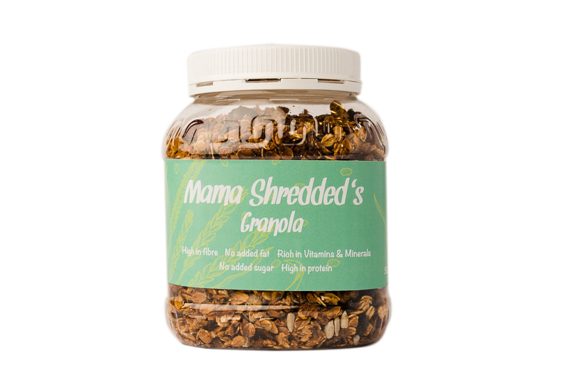 Mama Shredded's Granola 500g