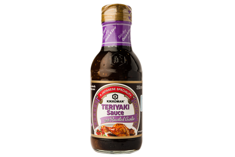 Kikkoman Teitelbaum Sauce with Roasted Garlic 250ml