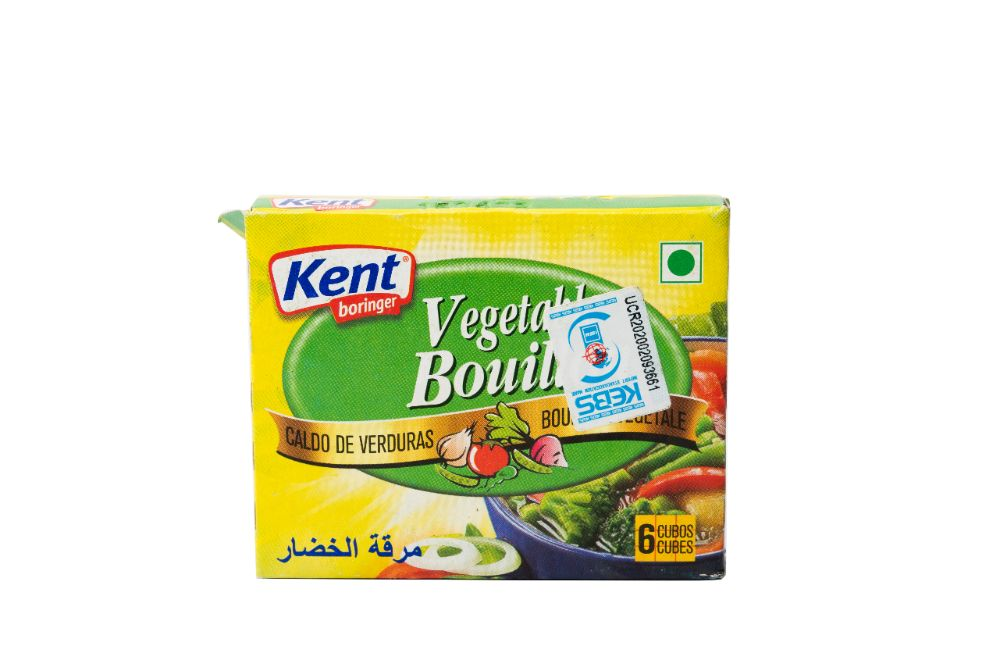Kent Boringer Vegetable Bouillon 60g