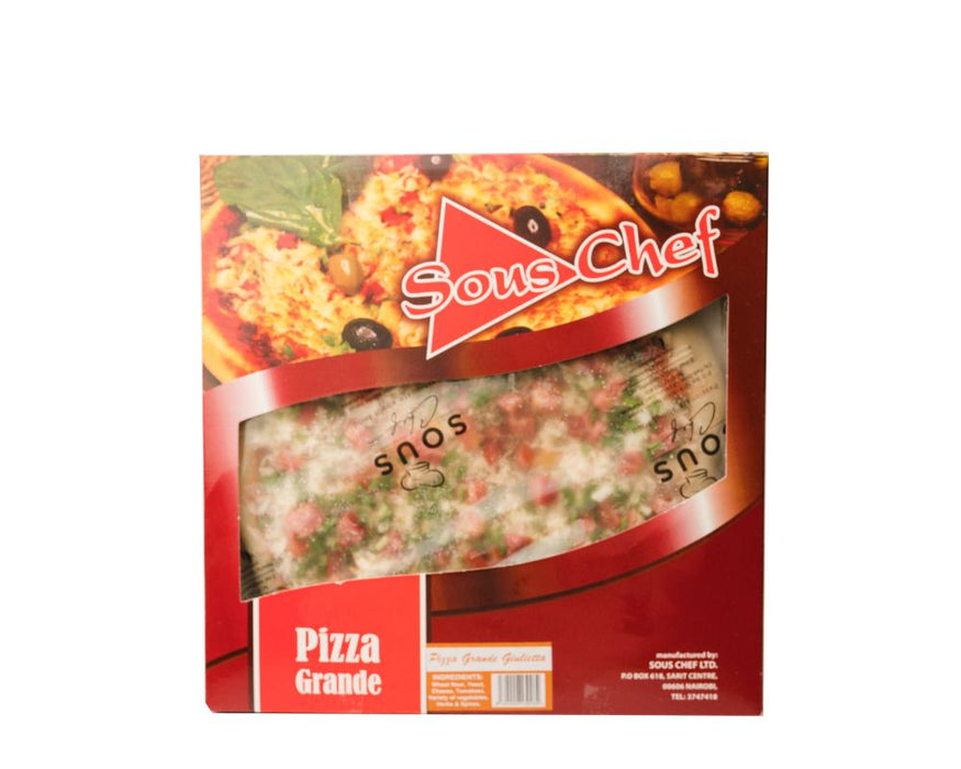 Sous Chef Pizza Media Giulietta 200g