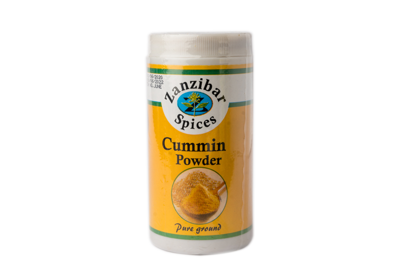 Zanzibar Pure Ground Cumin Powder 100g.