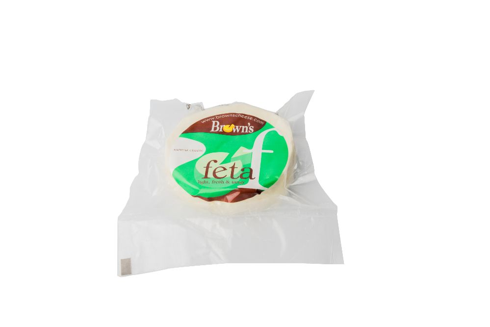 Browns Feta Cheese 200g