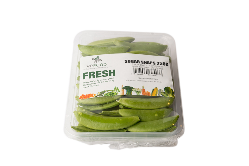 VP Food Zucchini Sugar Snaps 250g