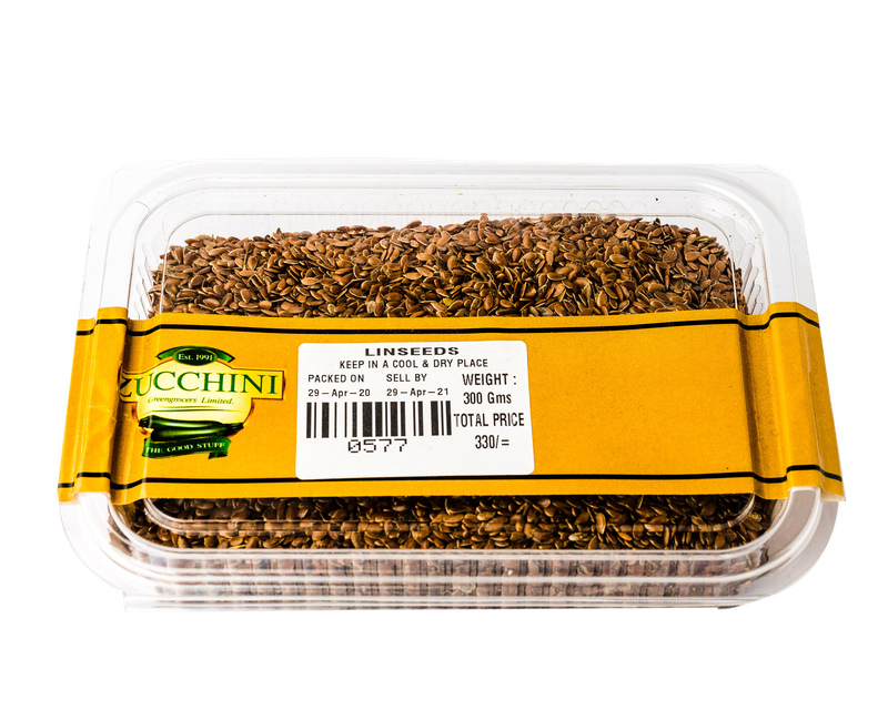 Zucchini Linseeds 300g