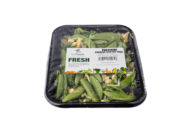 Vp Food Zucchini Crunchy Stir Fry 200g