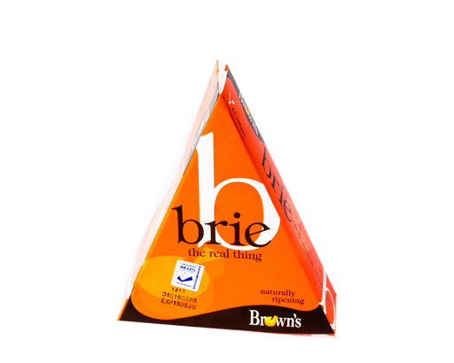Browns - Brie 125g